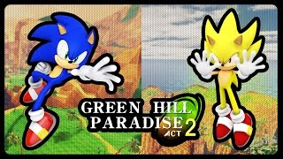 getlinkyoutube.com-Green Hill Paradise - Act 1 & Act 2! (4K/60fps)