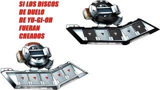 getlinkyoutube.com-Si los discos de duelo de Yu-Gi-Oh fueran creados. Análisis.
