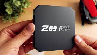 Z69 Pro is good! [2018] - 4K Android TV Box Review