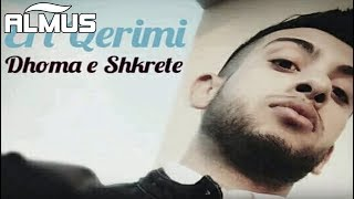 Eri Qerimi - Dhoma e shkrete (Official Lyrics Video)