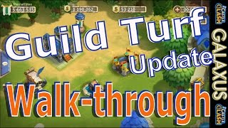 getlinkyoutube.com-Castle Clash Guild Turf Walkthrough Explaining New Features Added in this Update/Guild Turf Guide