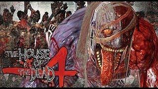 getlinkyoutube.com-The House of the Dead 4 PS3 playthrough - Very Hard mode