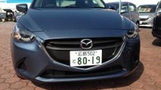 getlinkyoutube.com-マツダ 新型DEMIO『デミオ』 SKYACTIV-G1.3 ガソリン車誕生 体感ブルーリフレックス!