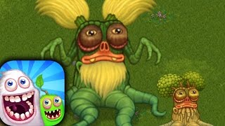 getlinkyoutube.com-How to breed Rare Oaktopus Monster 100% Real in My Singing Monsters! [PLANTISLAND]