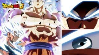 Dragon Ball Super Episode 129-130: GOKU MASTERED ULTRA INSTINCT TRIGGER REVEALED!  DBS EP 129-130