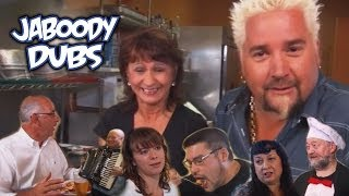 getlinkyoutube.com-Guy Fieri Dub: HOT for Hungarian