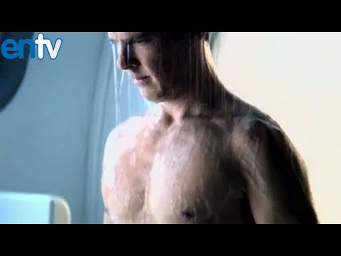 Benedict Cumberbatch Star Trek Shower Scene Released