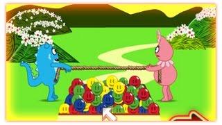 getlinkyoutube.com-Yo Gabba Gabba - Mini Arcade -  Yo Gabba Gabba Games
