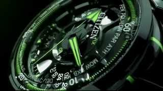 getlinkyoutube.com-Citizen Limited Edition Eco-Drive Satellite Wave Watch - CC0005-06E