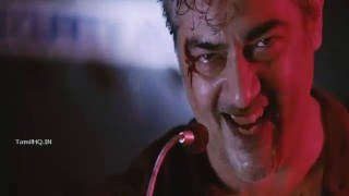 Vedhalam Interval Fight Scene HD | KannaMoochi width=