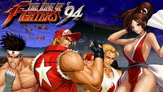 getlinkyoutube.com-Uncensored Mode For PS4's ACA NeoGeo: The King of Fighters '94
