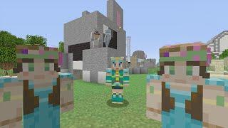 getlinkyoutube.com-Minecraft Xbox Lets Play - Survival Madness Adventures - Assault Course [104]