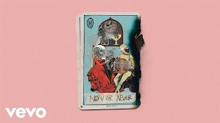 Halsey - Now Or Never (Audio) width=