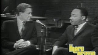 getlinkyoutube.com-Martin Luther King Interview- Civil Rights (Merv Griffin Show 1967)