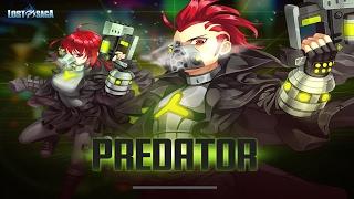 getlinkyoutube.com-Lost Saga NA Predator Gameplay TIME TO HUNT!