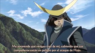 getlinkyoutube.com-sengoku basara 1: date masamune vs yukimura all battles