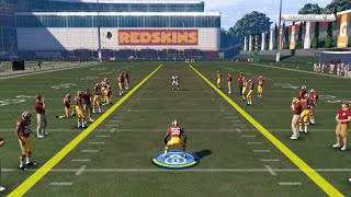 getlinkyoutube.com-Madden 15 - Gauntlet With The Washington Redskins
