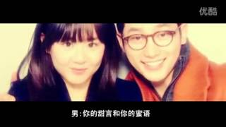 多情伤离别  高安 & 司徒兰芳  《 2013最新伤感歌曲 网路歌曲MV 》