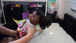 getlinkyoutube.com-Opening Baby Alive Real Surprises!