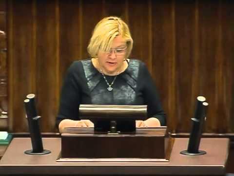 [9/317] Krystyna Poślednia: Panie Ministrze! Przystępujemy do drugiego czytania projektu ustawy...