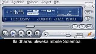 Juwata Jazz Band ft. Nico Zengekala - Solemba(with lyrics)