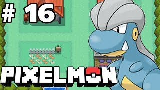getlinkyoutube.com-PIXELMON CO-MASTERS - PART 16 - BAGON! With Blitzwinger & Gamer