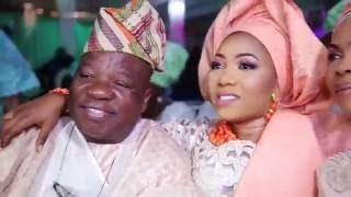 getlinkyoutube.com-Ovation Platinum Wedding between Diekololaoluwa Onikepo and Oluwasijibomi Oluwagbmiga