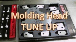 getlinkyoutube.com-Craftsman Molding Head Tune-Up