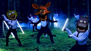 getlinkyoutube.com-WHAT DOES THE FOX SAY| PARODIA  |FIVE  NIGHTS AT FREDDY´S