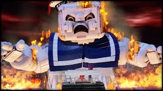 getlinkyoutube.com-LEGO Dimensions - Ghostbusters Level Pack - Part 2/2