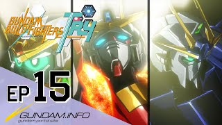 getlinkyoutube.com-GUNDAM BUILD FIGHTERS TRY-Episode 15: Reborn Try Fighters (ENG sub)