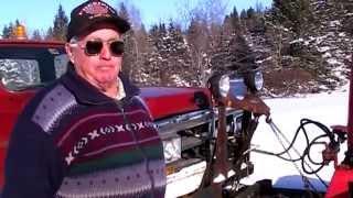 getlinkyoutube.com-North Country Redneck Snowblower
