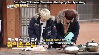 [ENG SUB] Infinite Showtime Unreleased - Nam-step mother & Jjong-derella