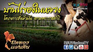 getlinkyoutube.com-ปิดทองแผ่นดิน: บ้านไร่ของในหลวง โครงการชั่งหัวมัน ตามพระราชดำริ