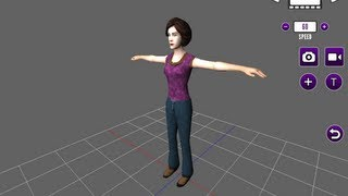 Iyan 3D - Make your own Animation Movie on your iOS Device