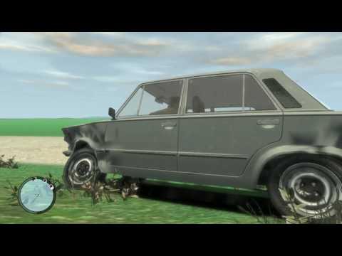 (GTA:IV) - Fiat 124 - Дед тазов