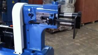 getlinkyoutube.com-Steelmaster Motorized Jenny & Swage Model: SM-IKMP12 - Stand Included