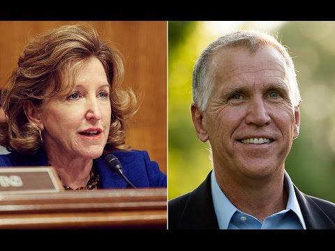 First debate in high-stakes NC Senate race