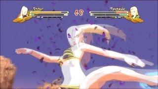 getlinkyoutube.com-Bikini Ino vs Bikini Tsunade - Naruto Shippuden Ultimate Ninja Storm 3