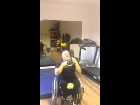 Paraplegic The Burn Machine Strength & Conditioning Set One
