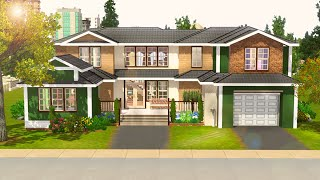 getlinkyoutube.com-Sims 3 Speed Build - Urban Melody