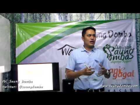 Saung Domba : Kepemimpinan Dalam Organisasi Perusahaan