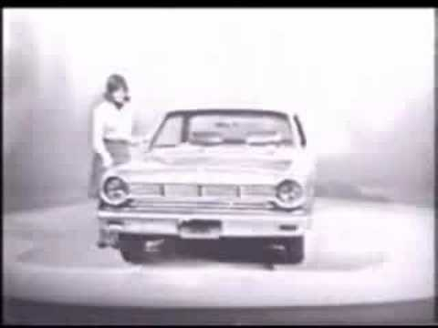 1965 Rambler American Car Commercial