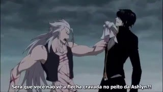 getlinkyoutube.com-Noblesse The Beginning Of Destruction Raizel vs Muzaka