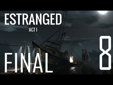 END - Jazza Plays: Estranged: Act 1 [P7] Playthrough