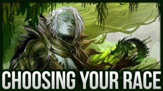 getlinkyoutube.com-Guild Wars 2 - Choosing Your Race (Sylvari)