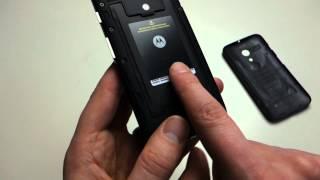 getlinkyoutube.com-Moto G on Verizon:  Quick Look, Flip Shells and Backs Too
