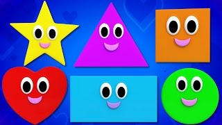 getlinkyoutube.com-Shapes Song | Nursery Rhymes | Kids Songs | Baby Rhymes