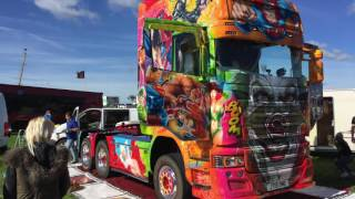 getlinkyoutube.com-Truckfest Knutsford Cheshire 2016