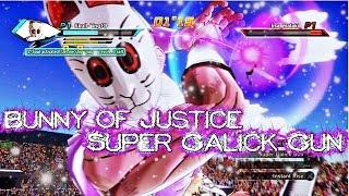 getlinkyoutube.com-Mask Returns Power of Unlocked Potential Super Galick Gun   Ranked Match Adventures  Dragon Ball XV